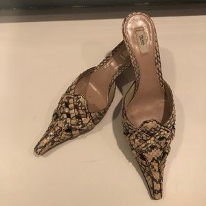 Prada kitten heels